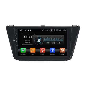 Car Multimedia Player Multimedia di u 2016 Tiguan