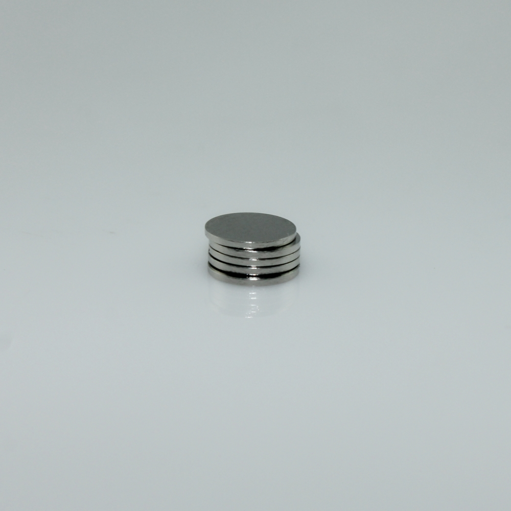 N35 Round Neodymium Permanent Rare Earth Magnets