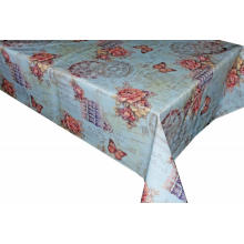 Elegant Tablecloth with Non woven backing Armor