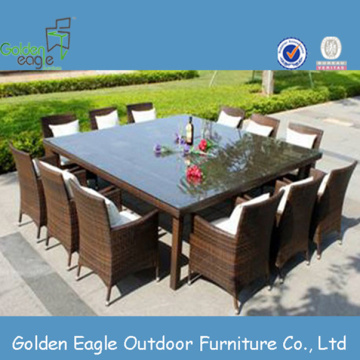 Hotsale Wicker Tables And Chairs Dining Set