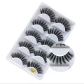 Top Quality Private Label Natural Makeup 3D Mink Eyelashes