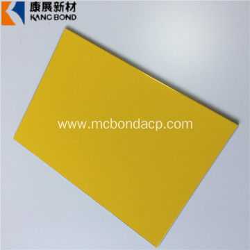 4mm Wall ACP Aluminum Composite Roof Panels