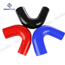 ODM for Silicone Elbow Reducer Automative 45 > 32 silicone elbow reducers hose supply to India Factory