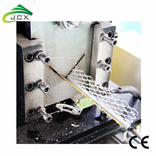 Factory Price for Metal Ceiling Tee Grid Expanded Slotted Angle Making Machine supply to Netherlands Importers