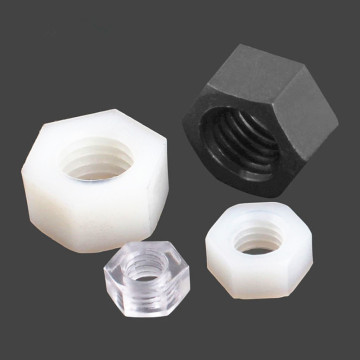 Low Price Products Nylon Hexagon Head Nuts