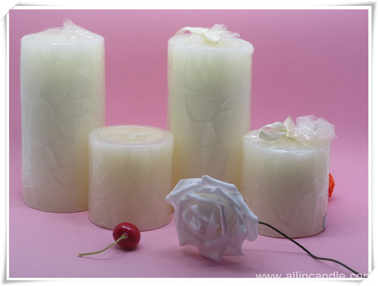 scented votive white pillar candles in bulk cheap