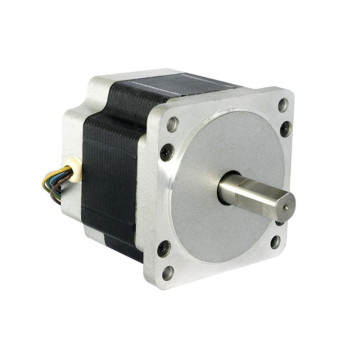 85mm enhanced hybrid 2-phase stepper motor copper windings   4 wire stepper motor