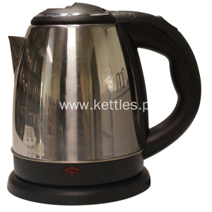 Good Quality for for Stainless Steel Electric Water Kettle Classical small hotel electric kettle supply to Greenland Manufacturers