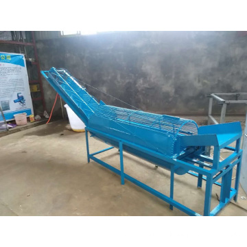 Professional Manufacturer for Cleaning Conveyor Equipment QX-200 sweet potato washing machine supply to Indonesia Manufacturers