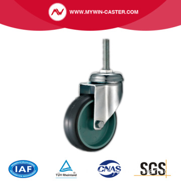 Threaded Stem Swivel Light Duty Industrial Casters