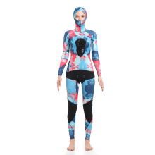 Seaskin Super Stretch Camouflage Spearfishing Wetsuits