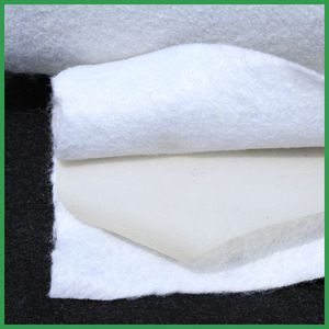 Good Flexibility Compound geomembranes widely used in dam
