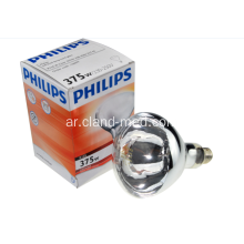 PHILIPS R125 IR Red 375W 230V E27 ES