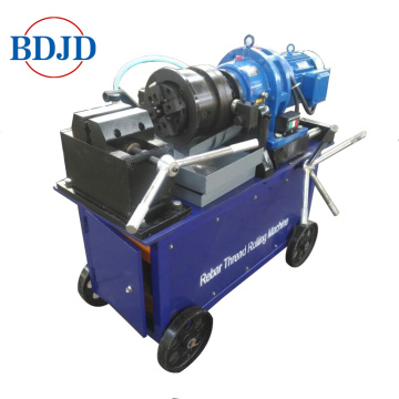 hot sale steel rebar thread rolling machine
