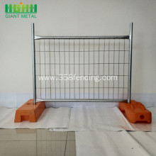 used temporary fence panles