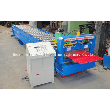 Garage Shutter Door Roll Foming Machine