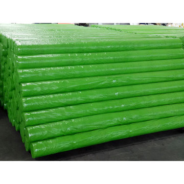 Hijau UV Coated PE Tarpaulin Rolls