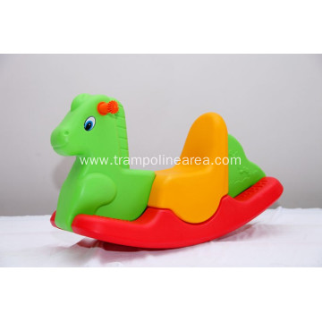 plastic rocking horse for indoor