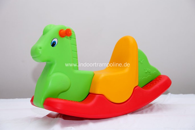 indoor plastic horse for kids