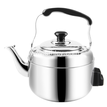 Eco-friendly Stainless Steel Whistling Water Kettle