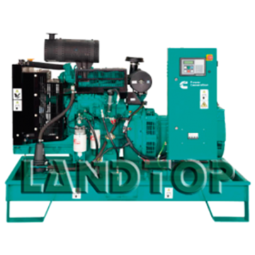 100kw Cummins Engine Diesel Power Generator Factory Supply
