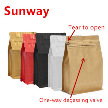 Small Coffee Packaging Pouch