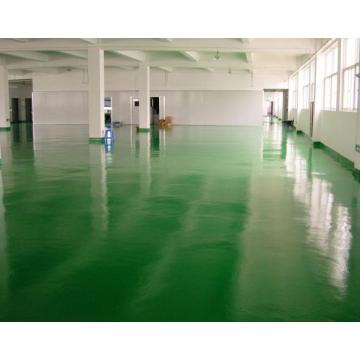 Factory super wear resistant epoxy flat coating