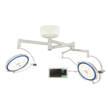 Double Dome Ceiling OT Light with camera