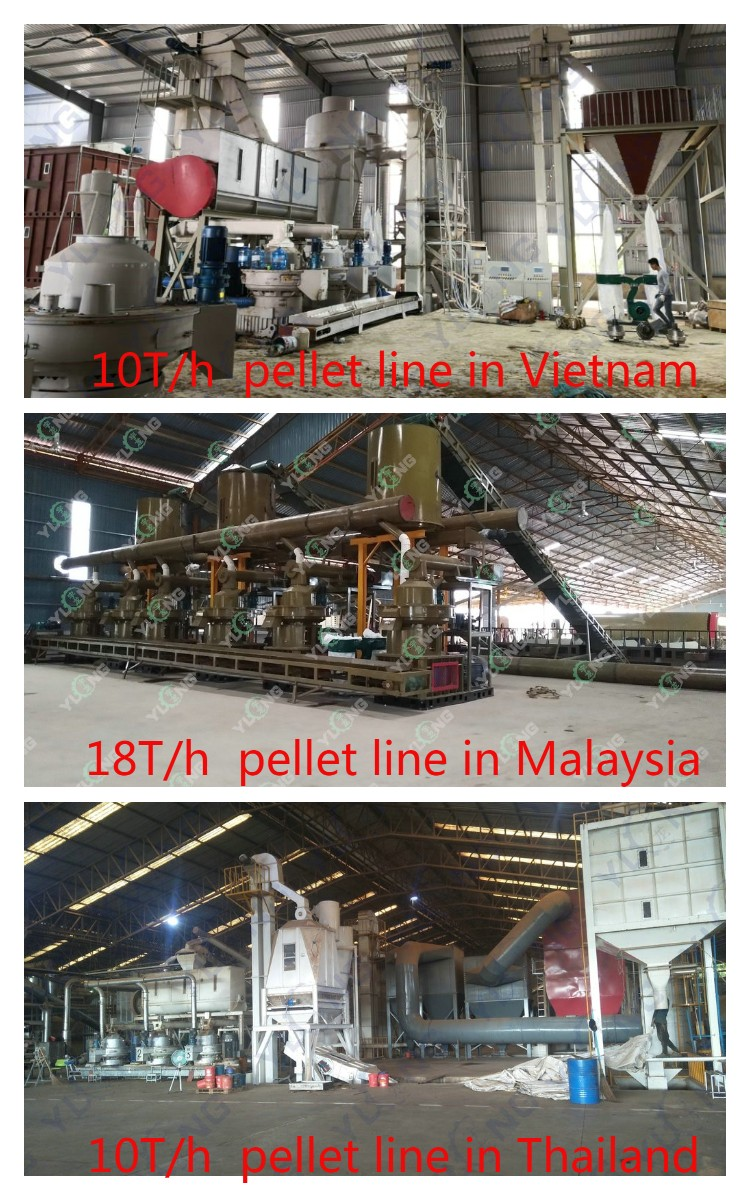 Biomass Pellet Making Line