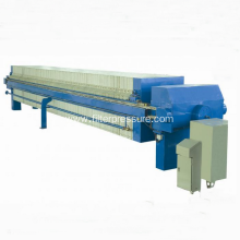 Customized Metallurgy Plate Frame Filter Press Machine