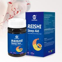 Sleep Aid Supplement with Reishi Mushroom