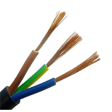 H05VV-F H07V-K H07V-R H07V-U PVC insulated electrical wire
