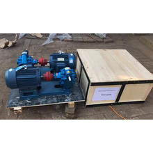Customized for High Quality KCB series lubrication oil pump High viscosity oil transfer gear type palm oil pump supply to El Salvador Wholesale