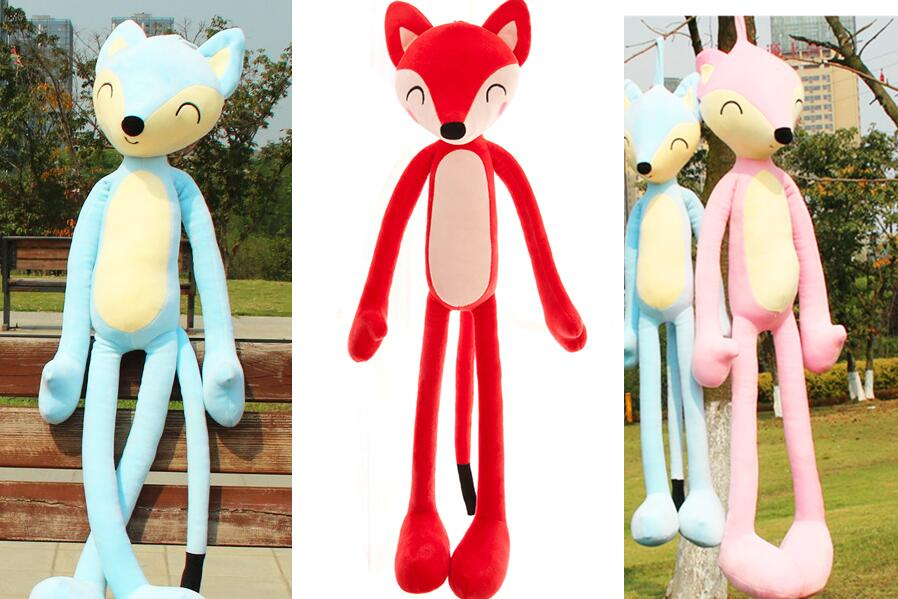Fox Plush Doll
