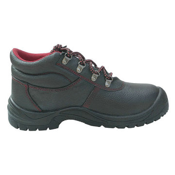 Middle Cut Basic Design Safety Shoes