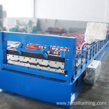 Hot sale metal sheet roof roll forming machines for sale in uk