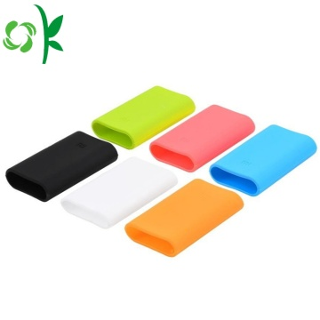 Powerbank Case Silicone Mobile Powerbank Shell Case