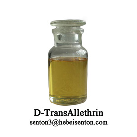 Insecticide Active Ingredients D-Trans Allethrin