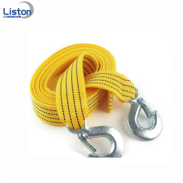 Custom Car Tow Rope Tow Strap With Hooks