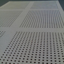 High quality aluminium perforated facade panel