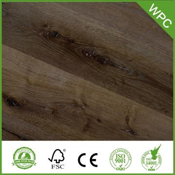 WPC Vinyl Flooring Thickness Options
