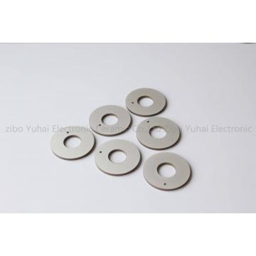 High Power Piezo Ceramic Ring OD50xID20x6mm