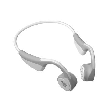 Stylish waterproof wireless bone conduction headphone