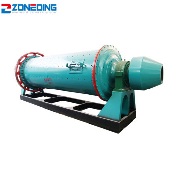 Grid Type Industrial Ball Mill