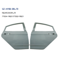Steel Body Autoparts HYUNDAI 2011 ACCENT REAR DOOR
