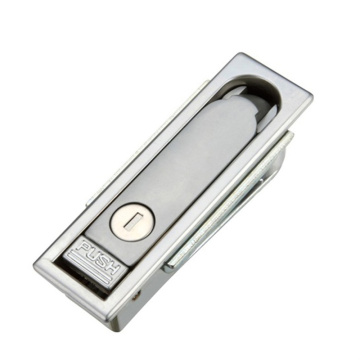 Zinc Alloy Matt Chrome Coated Cabinet Plane Locks