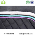 100% Cotton Colorful English Horse Saddle Pad