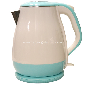 One of Hottest for for Electric Cordless Glass Tea Kettle Portable Anti-Hot Water Kettle supply to Armenia Manufacturer