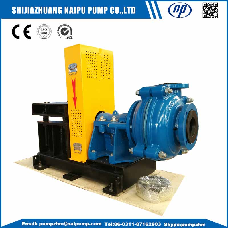 003 ZVZ drive AH slurry pumps