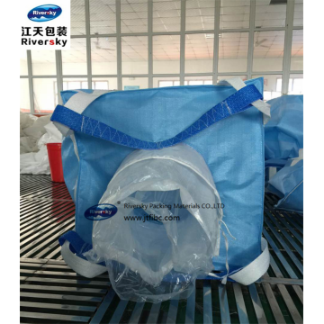 FIBC  bags for Polyester resin
